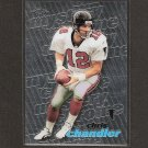 CHRIS CHANDLER 1999 Topps Mystery Finest - Falcons & Washington Huskies