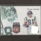 CHRIS WALSH - 1997 Playoff Unsung Heroes - Vikings & Stanford Cardinal