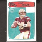 MATT RYAN - 2008 Topps Rookie Progression RC - BC Eagles & Atlanta Falcons