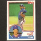 TOM SEAVER - 1983 Topps Traded NM-Mint - Cincinnati Reds, NY Mets