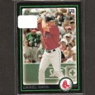 DANIEL NAVA 2010 Bowman Rookie - Red Sox