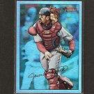 JASON VARITEK - 2007 Bowman Heritage REFRACTOR - Boston Red Sox