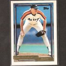 CURT SCHILLING 1992 Topps GOLD - Phillies, Diamondbacks & Red Sox