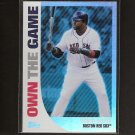 DAVID ORTIZ 2008 Topps Own the Game - Red Sox