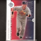 DUSTIN PEDROIA 2008 Upper Deck Ultimate Collection - Red Sox #ed 101/350