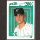 JOSH BECKETT - 2000 Victory 2nd Year - Red Sox & Marlins