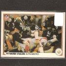 JACK LAMBERT - 1983 Fleer Team Action Football - Pittsburgh Steelers