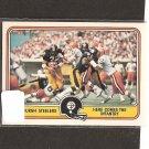 FRANCO HARRIS - 1981 Fleer Team Action Football - Pittsburgh Steelers
