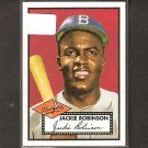 JACKIE ROBINSON - 2011 Topps 60 Years of Topps - Brooklyn Dodgers