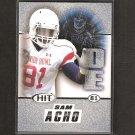 SAM ACHO - 2011 Hit Rookie FOIL - Texas Longhorns