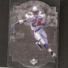 CURTIS MARTIN 1997 Upper Deck Star Attractions - Jets, Patriots & Pitt Panthers