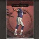 BROCK HUARD - 1999 Upper Deck Ovation Rookie - Seahawks, Dolphins & Washington Huskies