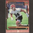 DARRIN CHIAVERINI 1999 Upper Deck Rookie - Cleveland Browns & Colorado Buffaloes