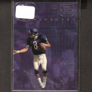 CADE McNOWN- 2000 Upper Deck The New Guard - Chicago Bears & UCLA Bruins