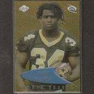 RICKY WILLIAMS - 1999 Collector's Edge Odyssey RC - Saints & Texas Longhorns