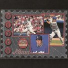 HIDEO NOMO - 1998 Pacific Paramount Special Delivery - Dodgers