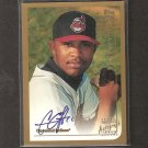 CC SABATHIA - 1999 Topps Update AUTOGRAPH ROOKIE - Cleveland Indians & NY Yankees