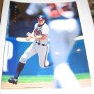 CHIPPER JONES - 1997 Zenith 8x10 - Atlanta Braves