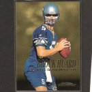BROCK HUARD - 1999 Skybox Dominion RC - Seahawks & Washington Huskies
