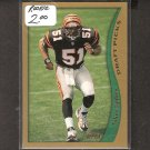 TAKEO SPIKES - 1998 Topps Short Print RC - Bengals, 49ers & Auburn Tigers