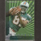 YATIL GREEN - 1997 Donruss Press Proof RC - Dolphins & Miami Hurricanes