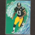 GEORGE JONES 1997 Flair Showcase Wave of the Future - Steelers & San Diego State Aztecs