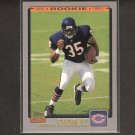 ANTHONY THOMAS 2001 Topps ROOKIE - Bears & Michigan Wolverines