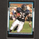 ANTHONY THOMAS 2001 Bowman ROOKIE - Bears & Michigan Wolverines