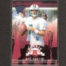 ZAK KUSTOK 2002 Leaf Rookies & Stars Short Print RC - Dolphins & Northwestern Wildcats
