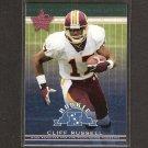 CLIFF RUSSELL 2002 Leaf Rookies & Stars Short Print RC - Redskins & Utah Utes