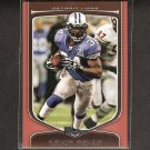 KEVIN SMITH 2009 Bowman Bronze - Lions & Central Florida