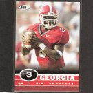 DJ SHOCKLEY 2006 Sage Hit Rookie - Falcons & Georgia Bulldogs