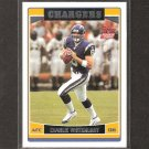 CHARLIE WHITEHURST 2006 Topps Rookie - Chargers, Seahawks & Clemson Tigers