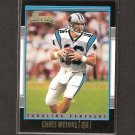 CHRIS WEINKE 2001 Bowman Gold ROOKIE - Panthers & Florida State Seminoles