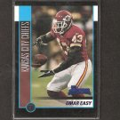 OMAR EASY 2002 Bowman ROOKIE - Chiefs & Penn State Nittany Lions