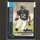 JABAR GAFFNEY 2002 Bowman ROOKIE - Texans, Broncos & Florida Gators