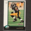 DESHEA TOWNSEND 1998 Bowman ROOKIE - Steelers, Cardinals & Alabama Crimson Tide