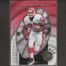 ANTOWAIN SMITH - 1997 Pinnacle Totally Certified Rookie - Bills & Houston Cougars