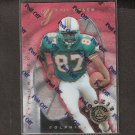 YATIL GREEN - 1997 Pinnacle Totally Certified Rookie - Dolpins & Miami Hurricanes