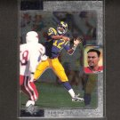 TONY BANKS - 1996 SP Rookie - Rams & Michigan State Spartans