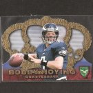 BOBBY HOYING - 1996 Crown Royale Rookie - Eagles & Ohio State Buckeyes