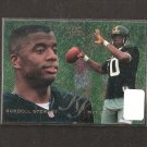 KORDELL STEWART 1995 Flair Rookie - Steelers & Colorado Buffaloes