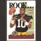 KORDELL STEWART 1995 Score Summit Rookie - Steelers & Colorado Buffaloes
