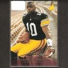 KORDELL STEWART 1995 Pinnacle Rookie - Steelers & Colorado Buffaloes