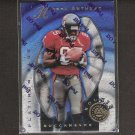 REIDELL ANTHONY - 1997 Pinnacle Totally Certified BLUE Rookie - Dolpins & Miami Hurricanes