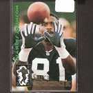 CHARLES JOHNSON - 1994 Select Rookie - Steelers & Colorado Buffaloes