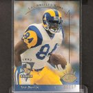 TROY DRAYTON - 1993 Upper Deck SP ROOKIE CARD - Rams & Penn State Nittany Lions