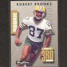 ROBERT BROOKS - 1992 Skybox Primetime ROOKIE CARD - Packers & South Carolina Gamecocks