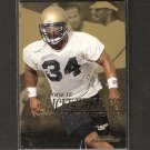RICKY WILLIAMS - 1999 Skybox Dominion RC - Saints, Dolphins & Texas Longhorns