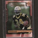 RICKY WILLIAMS - 1999 Upper Deck Short Print RC - Saints, Dolphins & Texas Longhorns